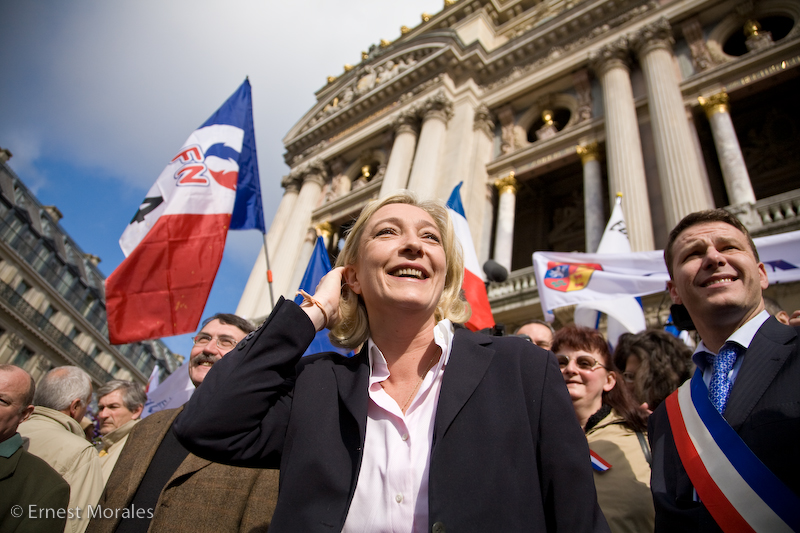 Marine Le Pen: why she will not be France's next president